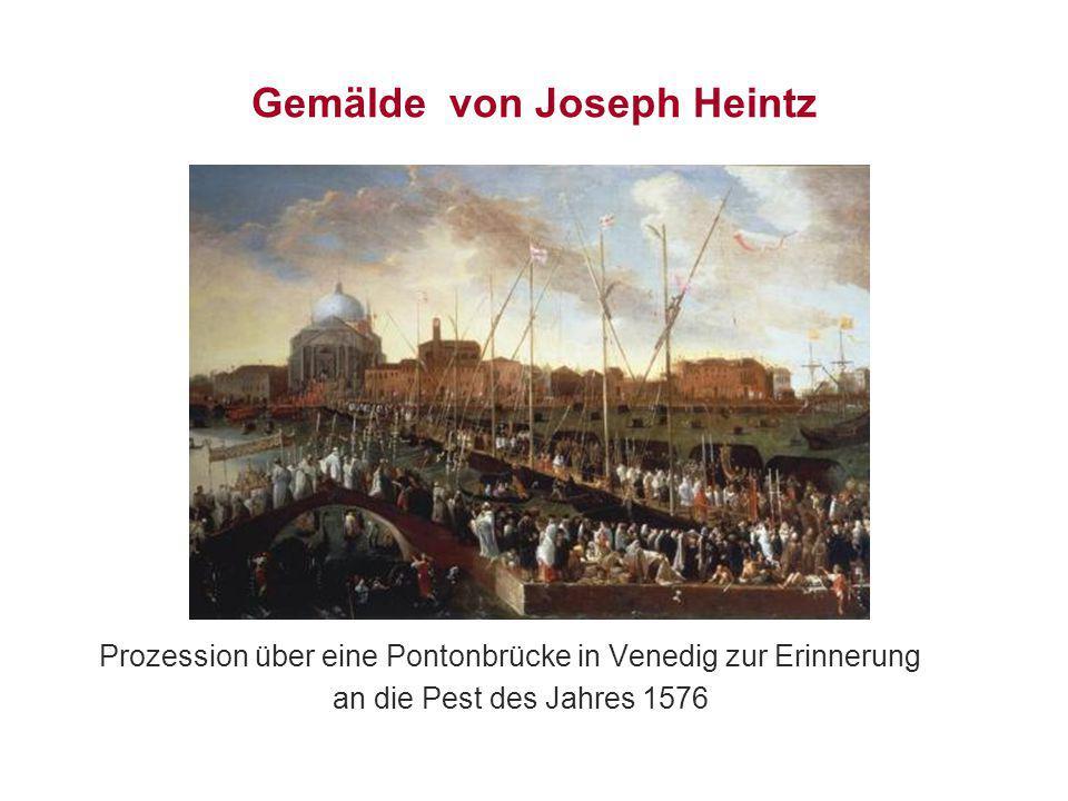Gemälde von Joseph Heintz