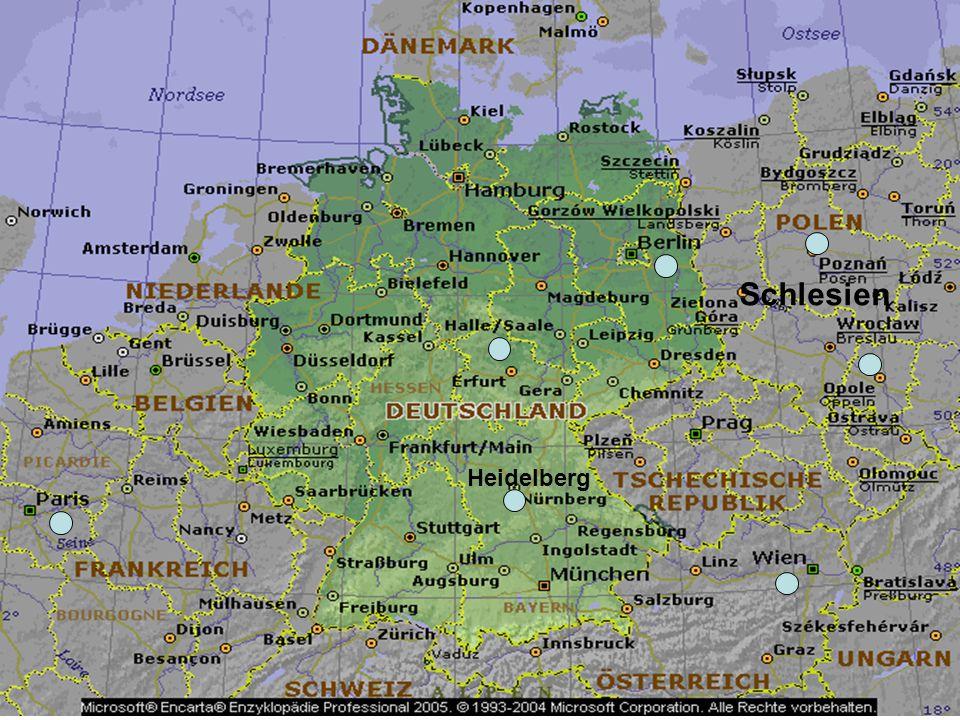 Schlesien Heidelberg