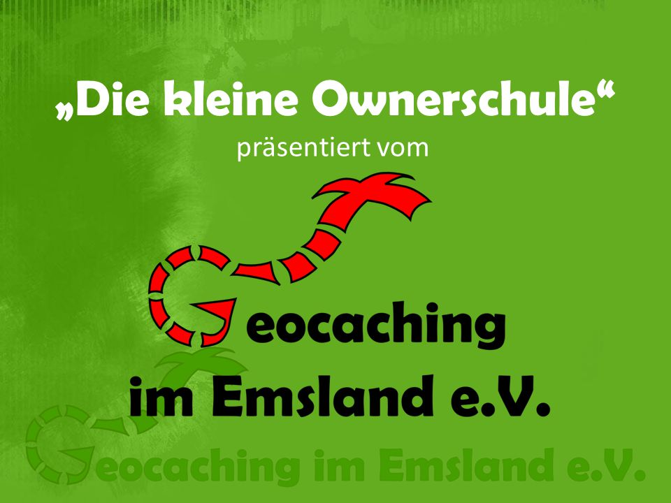 """Die kleine Ownerschule"
