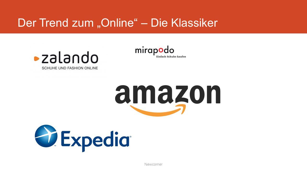 """Der Trend zum """"Online – Die Klassiker"""