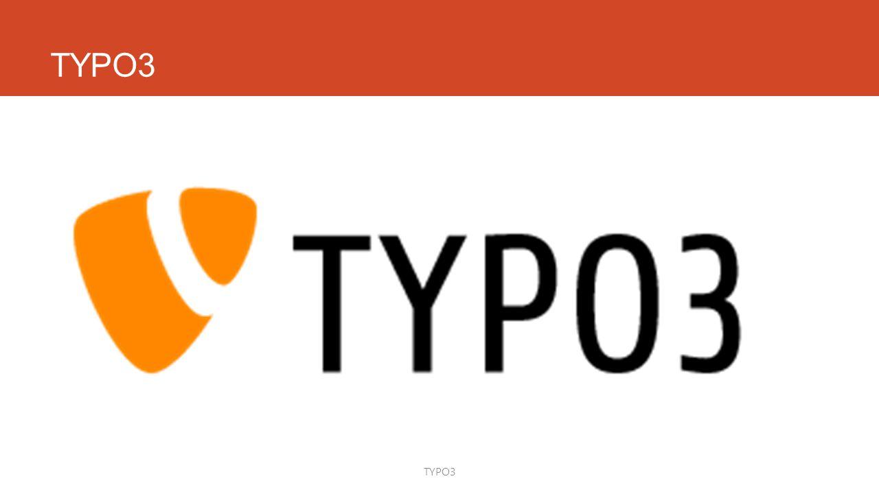 TYPO3 TYPO3
