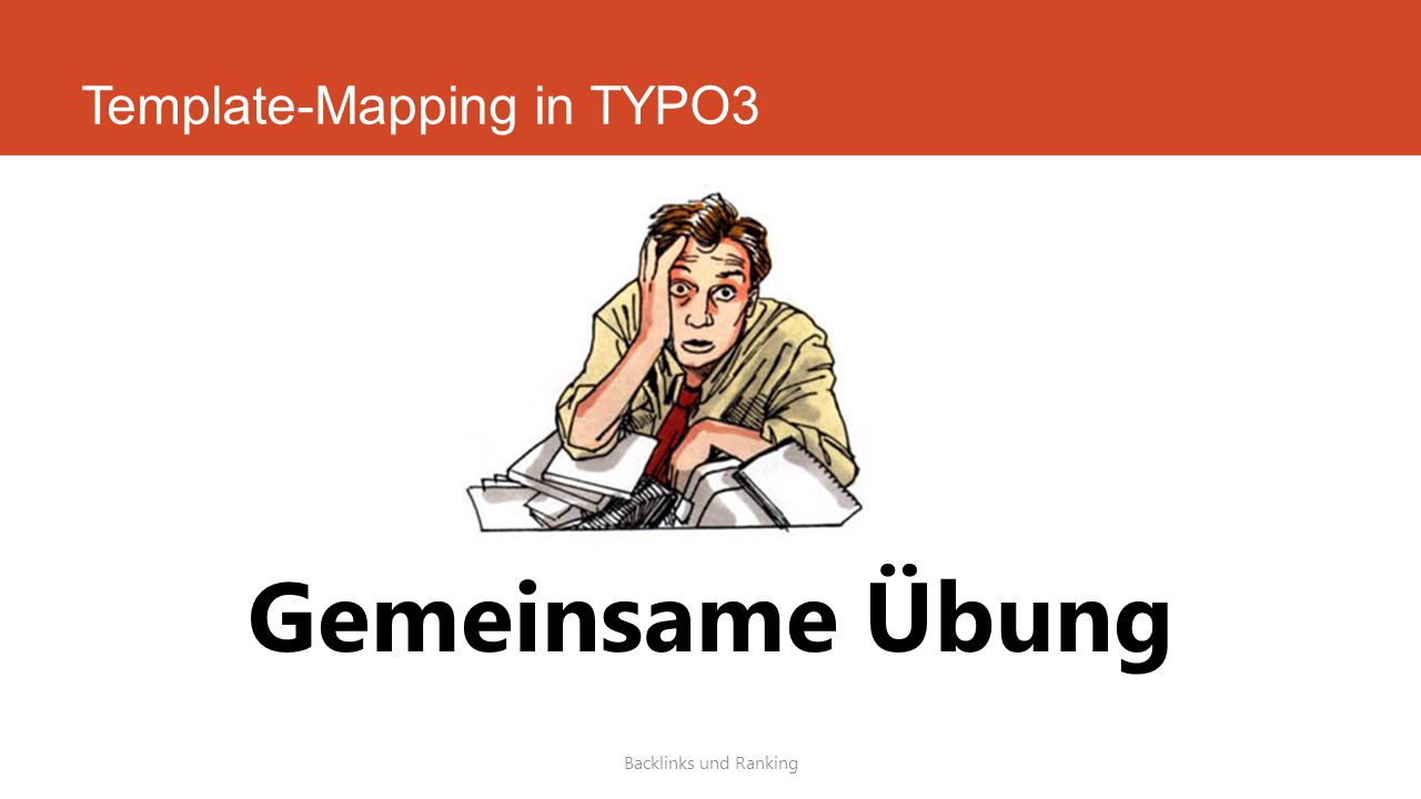 Template-Mapping in TYPO3
