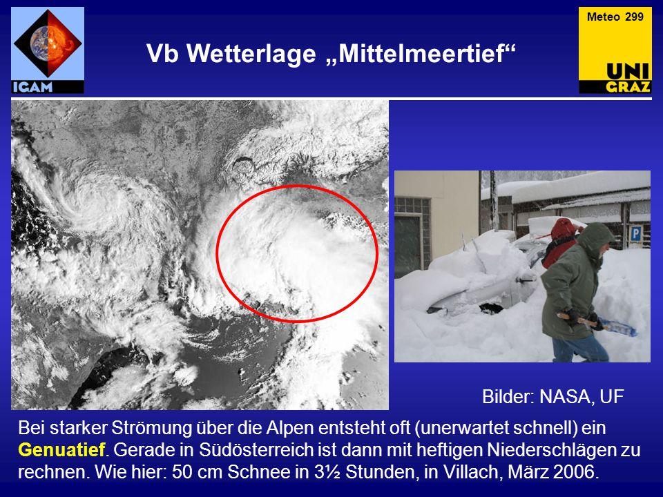 "Vb Wetterlage ""Mittelmeertief"