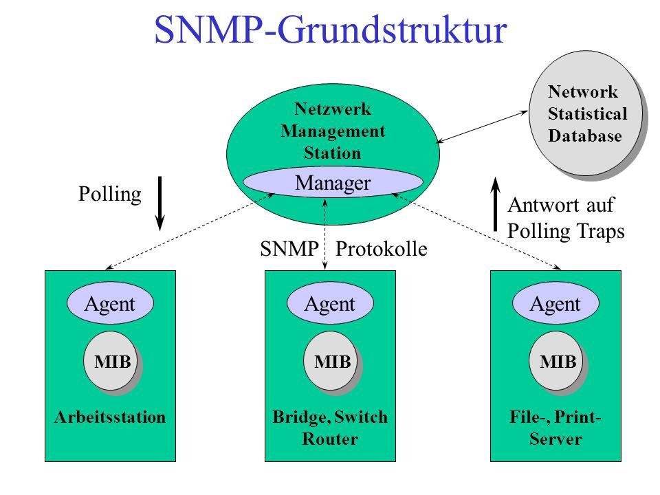 Netzwerk Management Station
