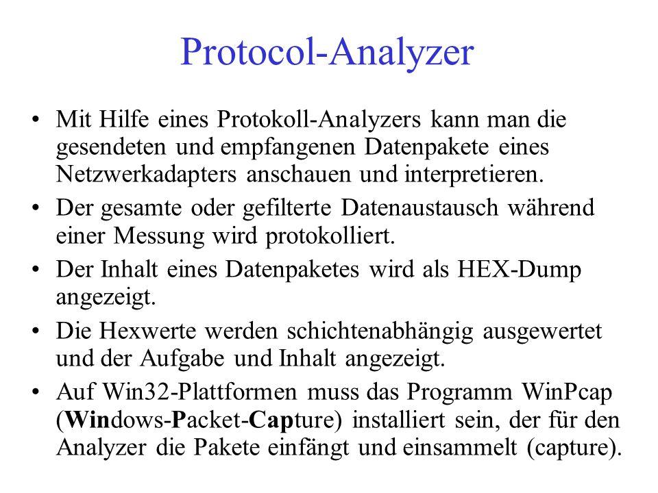 Protocol-Analyzer