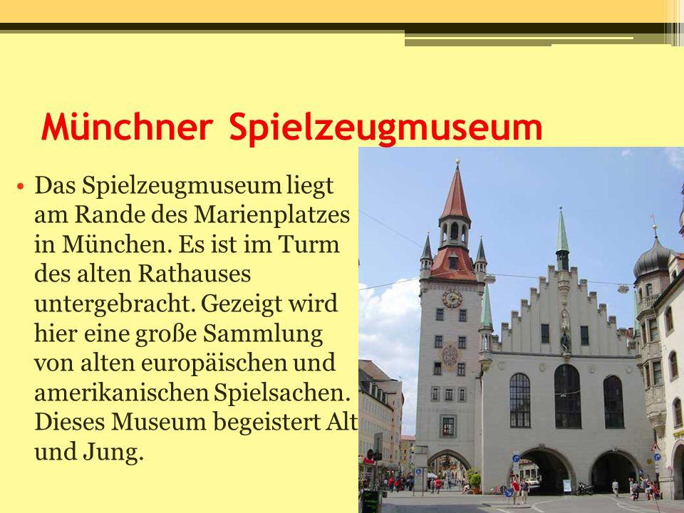 Münchner Spielzeugmuseum