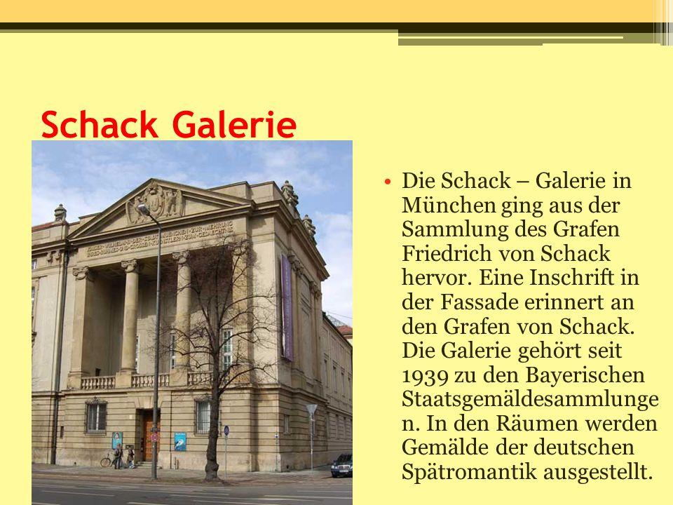 Schack Galerie