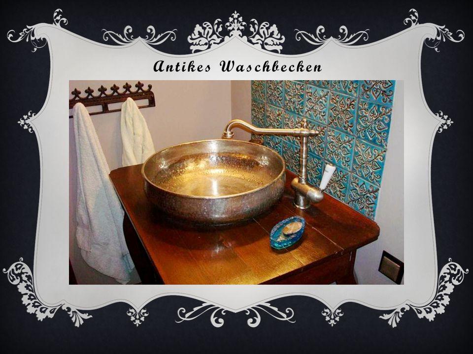 Antikes Waschbecken