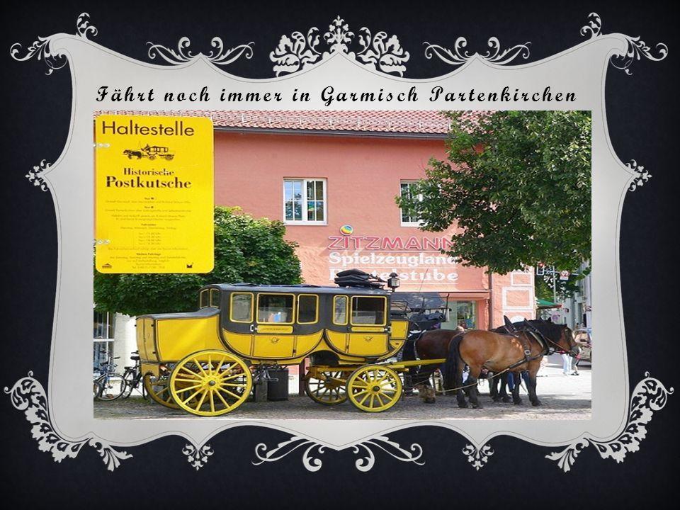 Fährt noch immer in Garmisch Partenkirchen