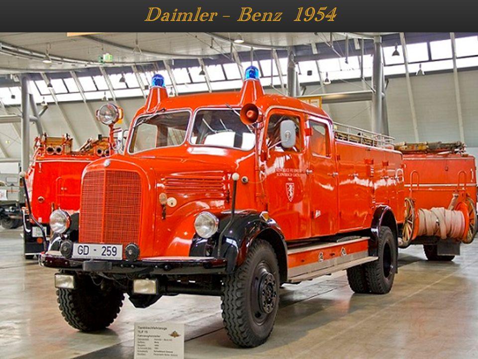 Daimler – Benz 1954