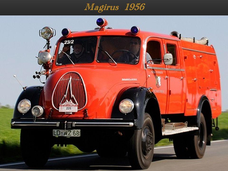 Magirus 1956