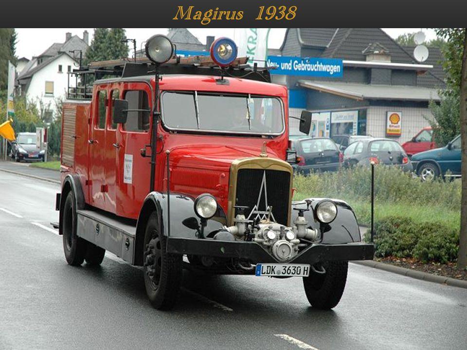 Magirus 1938