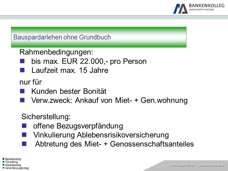 Verw.zweck: Ankauf von Miet- + Gen.wohnung