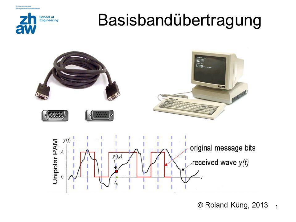 Basisbandübertragung