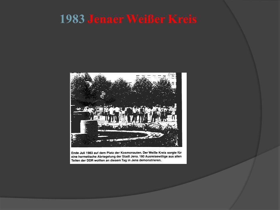 1983 Jenaer Weißer Kreis