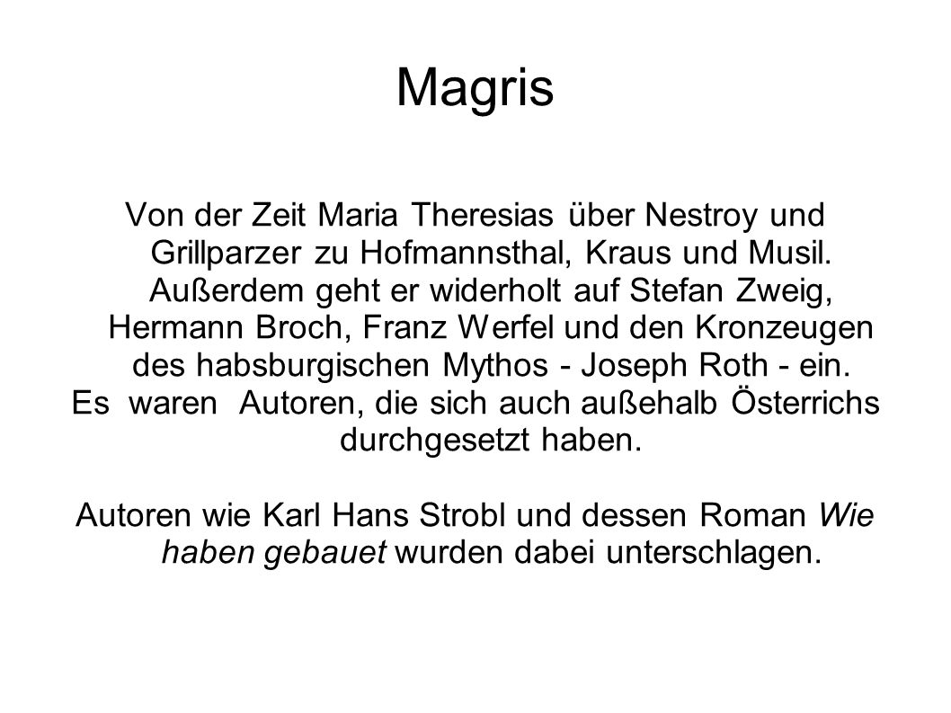 Magris