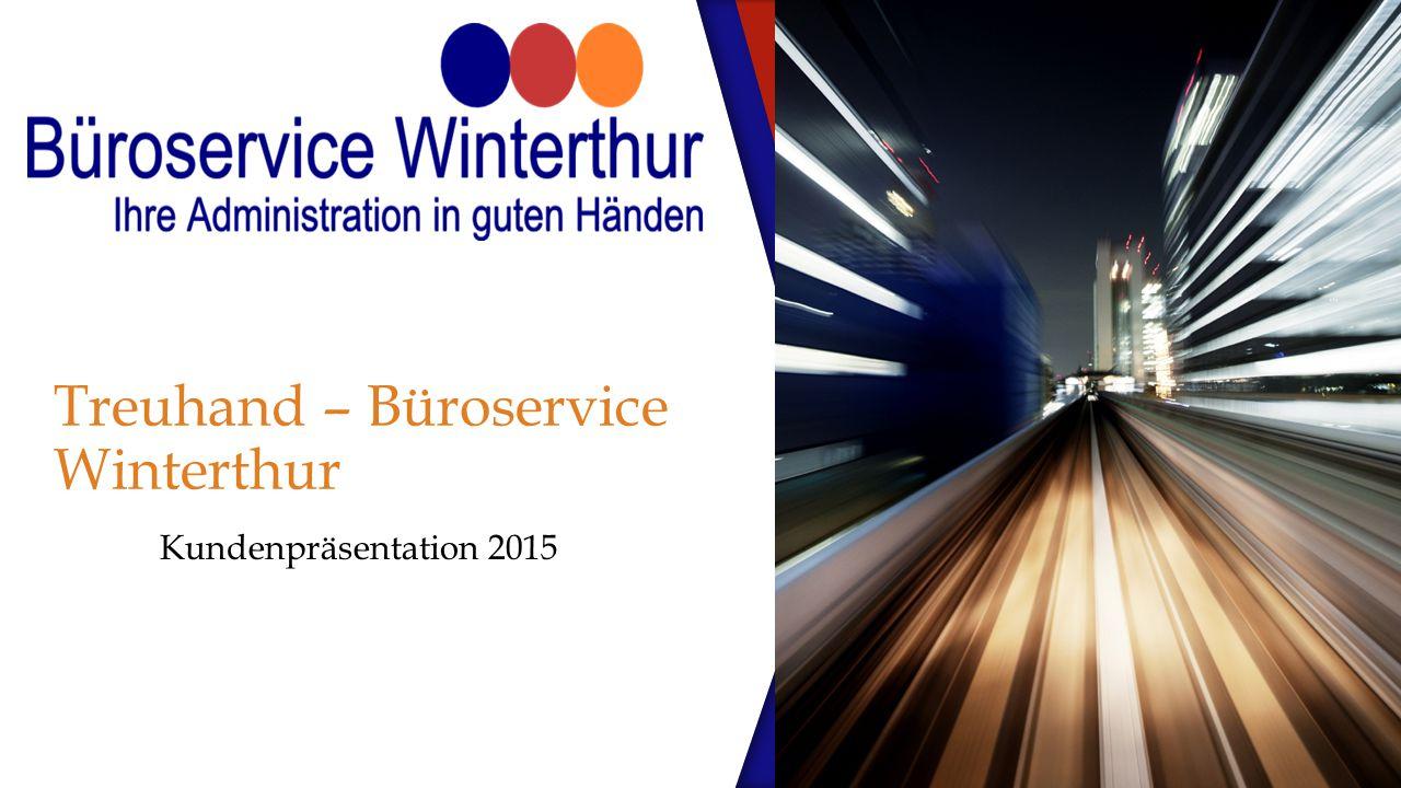 Treuhand – Büroservice Winterthur