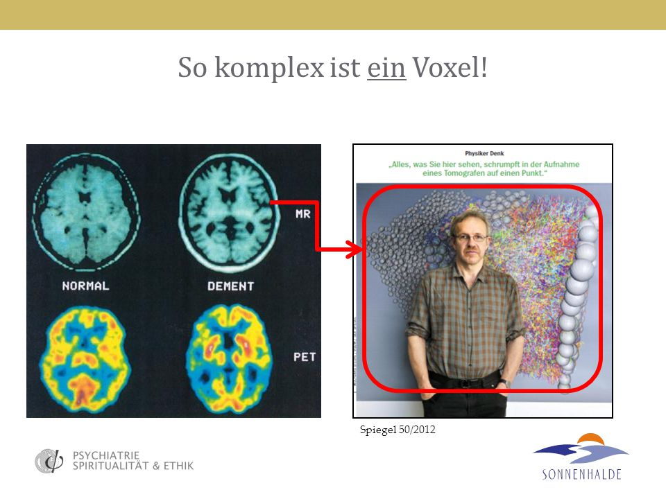 So komplex ist ein Voxel!