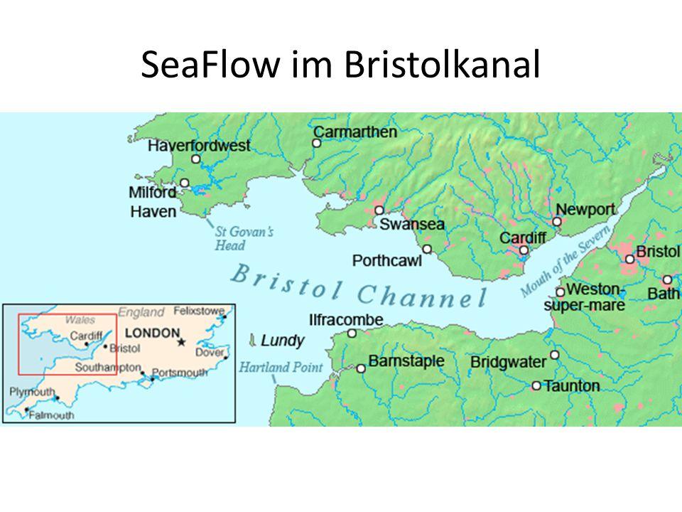 SeaFlow im Bristolkanal