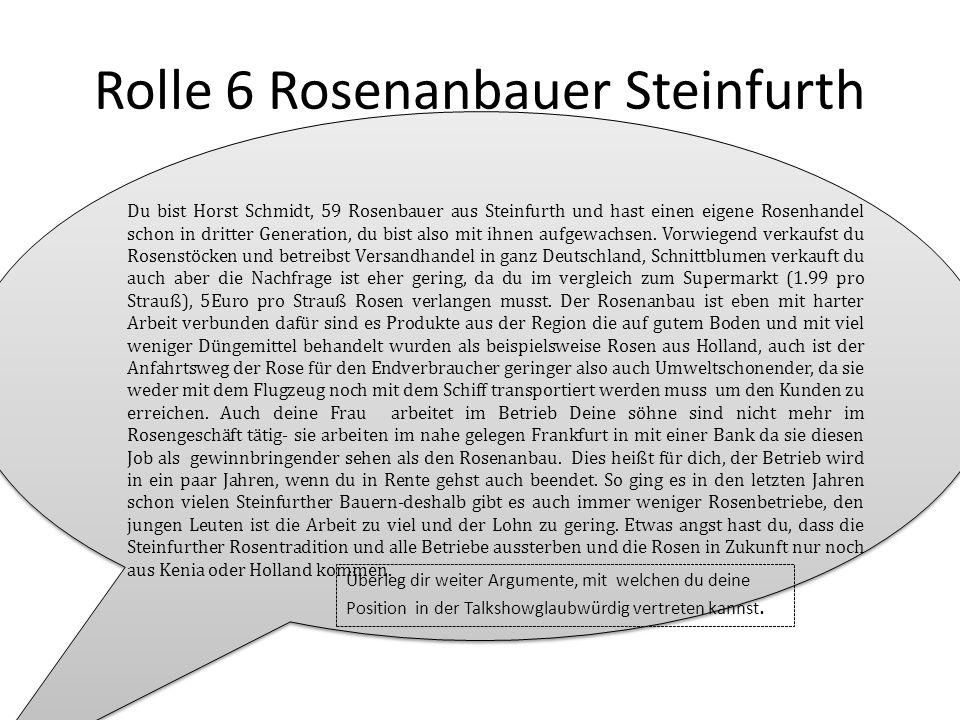 Rolle 6 Rosenanbauer Steinfurth