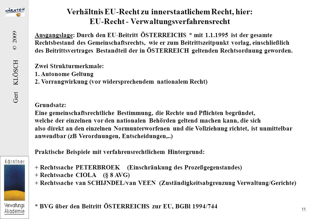"""allgemeine Rechtsgrundsätze des EuGH"