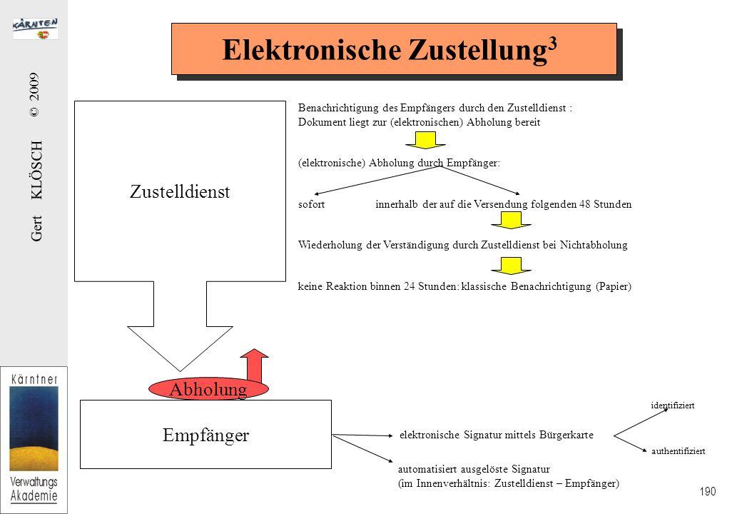 Elektronische Zustellung4
