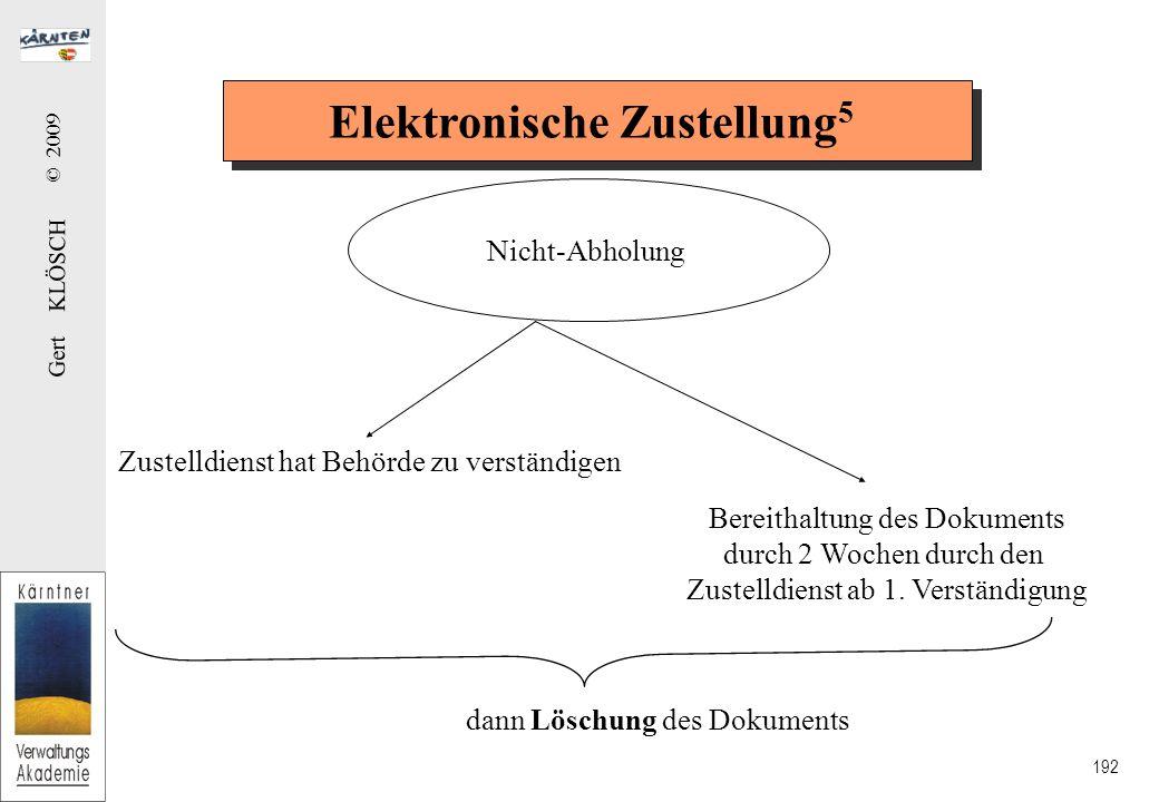 Elektronische Zustellung6