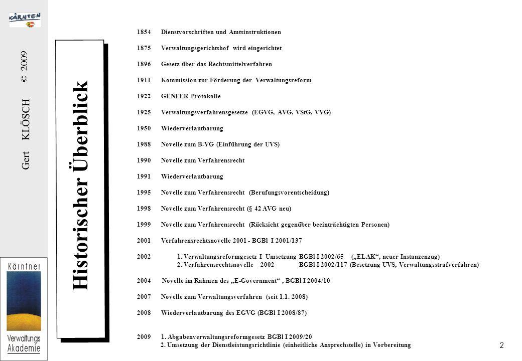 Rechtsgrundlagen im Stufenbau* der Rechtsordnung
