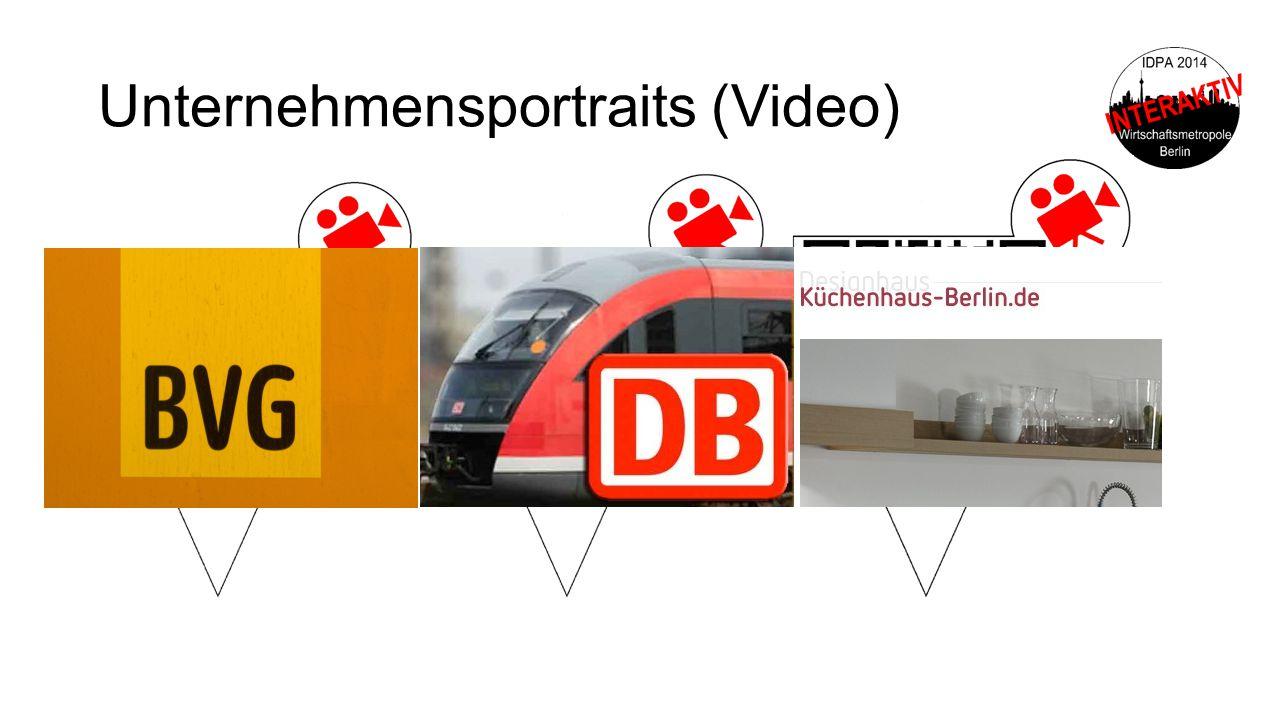 Unternehmensportraits (Video)