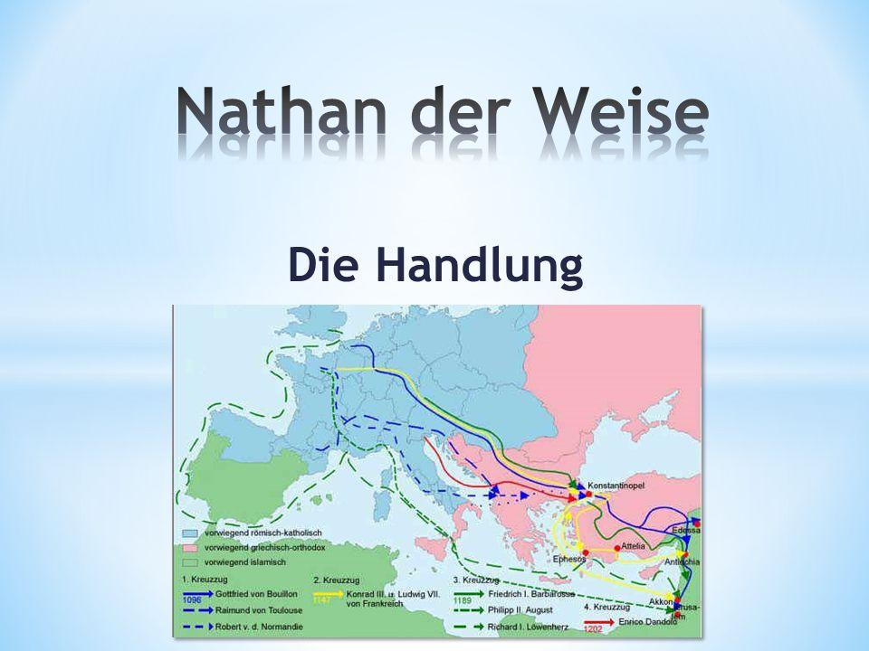 Nathan der Weise Die Handlung