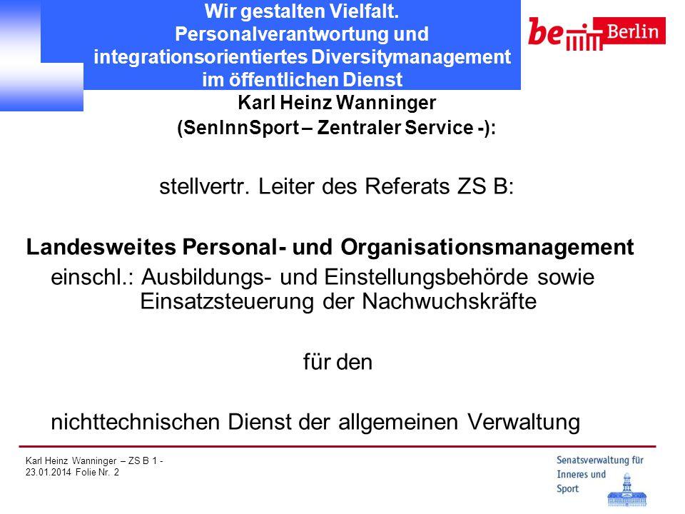 (SenInnSport – Zentraler Service -):
