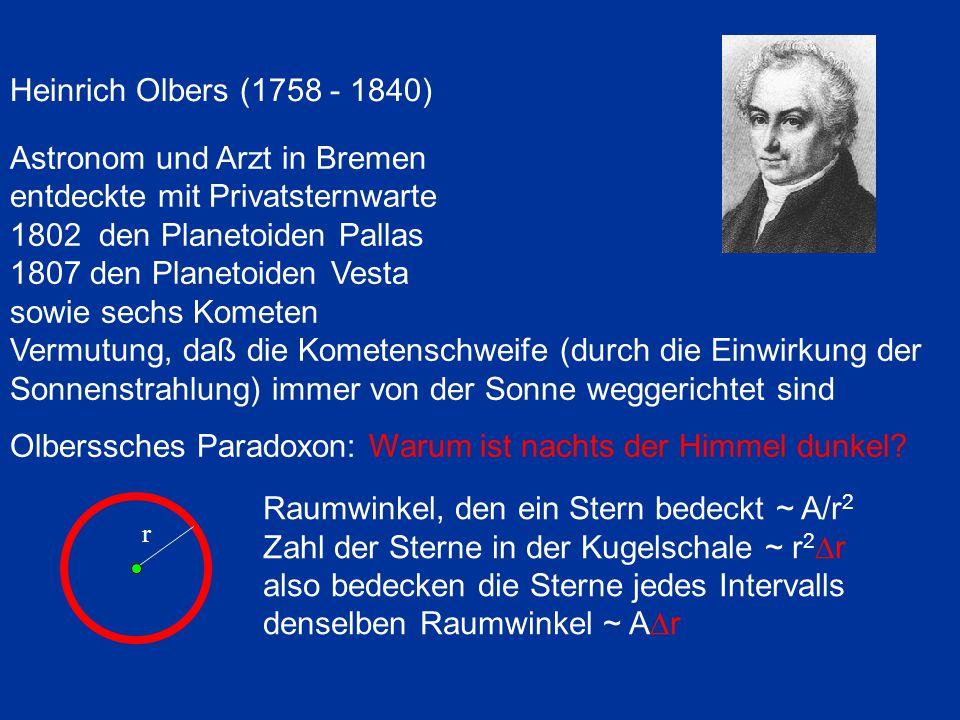 Astronom und Arzt in Bremen entdeckte mit Privatsternwarte