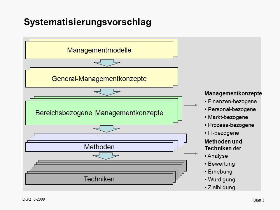 Systematisierungsvorschlag
