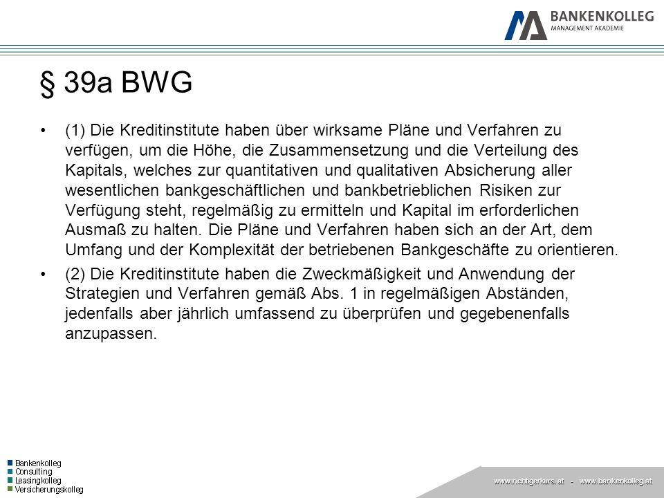 § 39a BWG