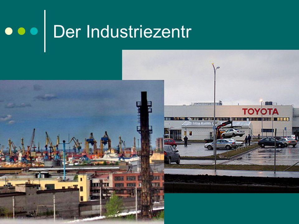 Der Industriezentr