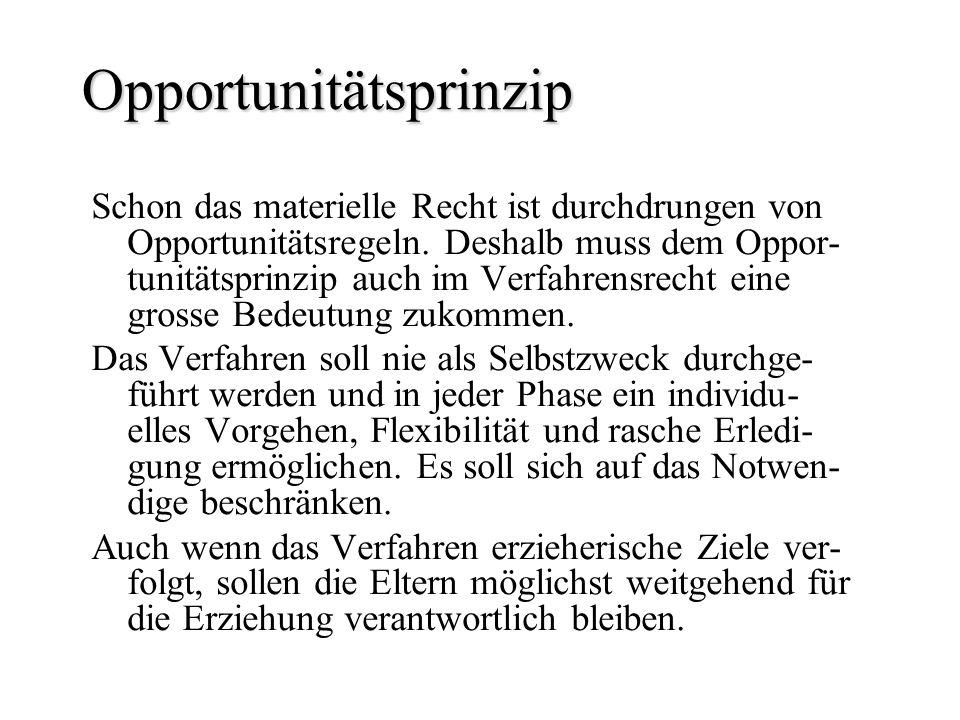 Opportunitätsprinzip