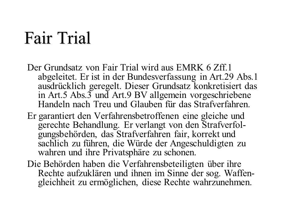 Fair Trial