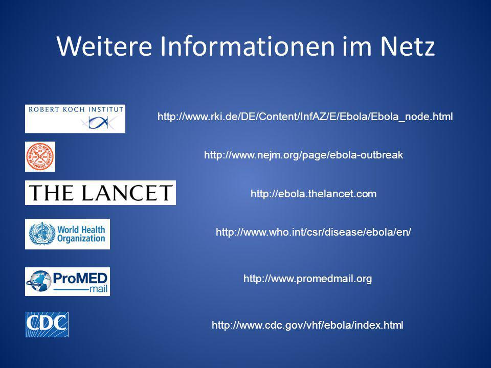 Weitere Informationen im Netz