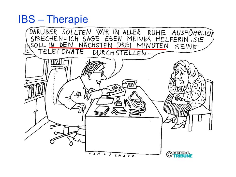 IBS – Therapie