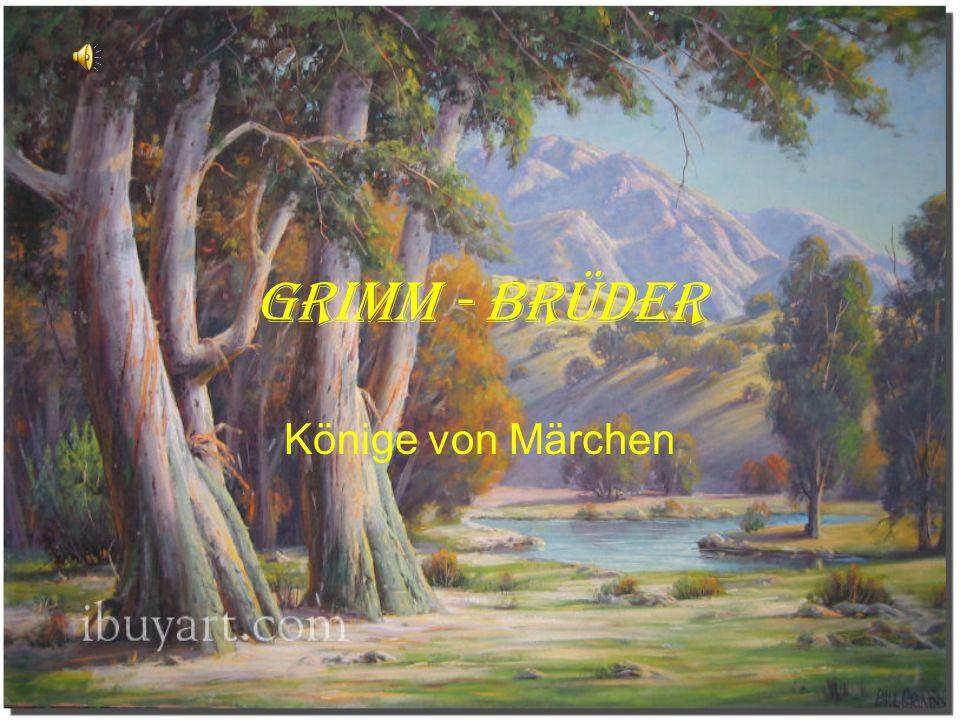 Grimm - Brüder Könige von Märchen