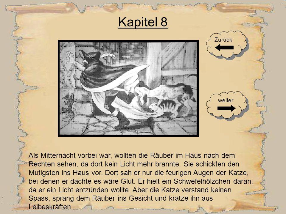 Kapitel 8 Zurück. weiter.