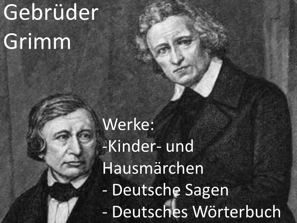 Gebrüder Grimm Werke: Kinder- und Hausmärchen Deutsche Sagen