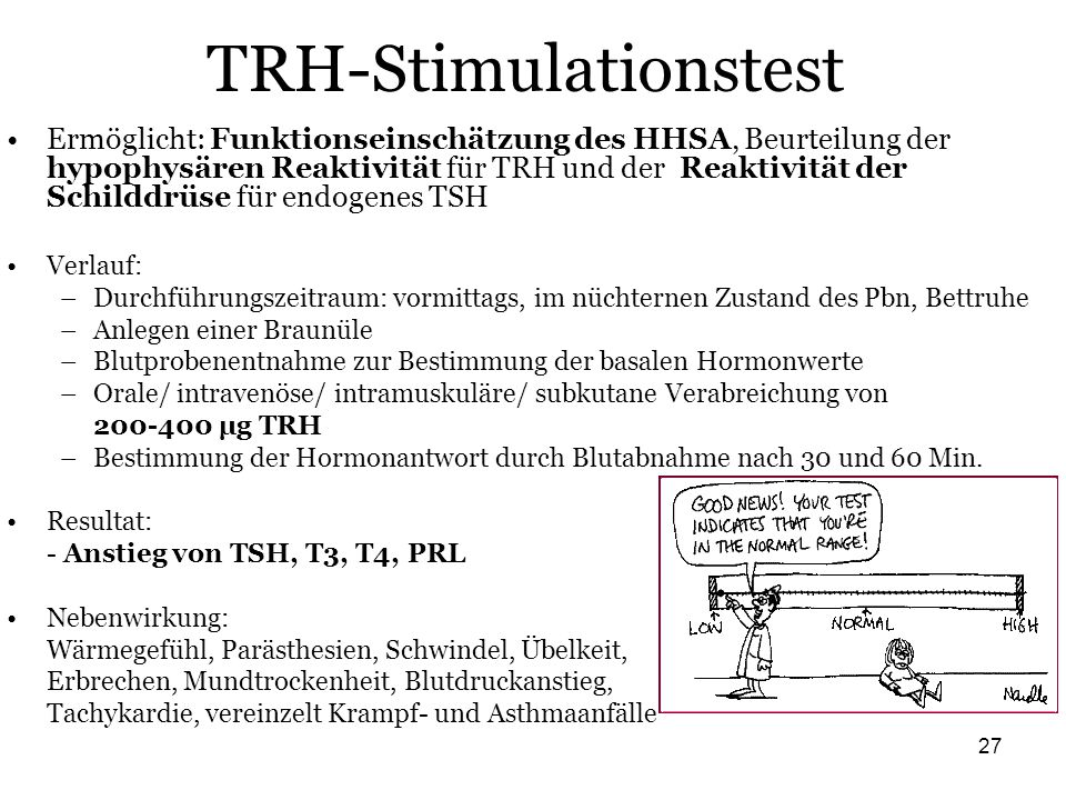 TRH-Stimulationstest