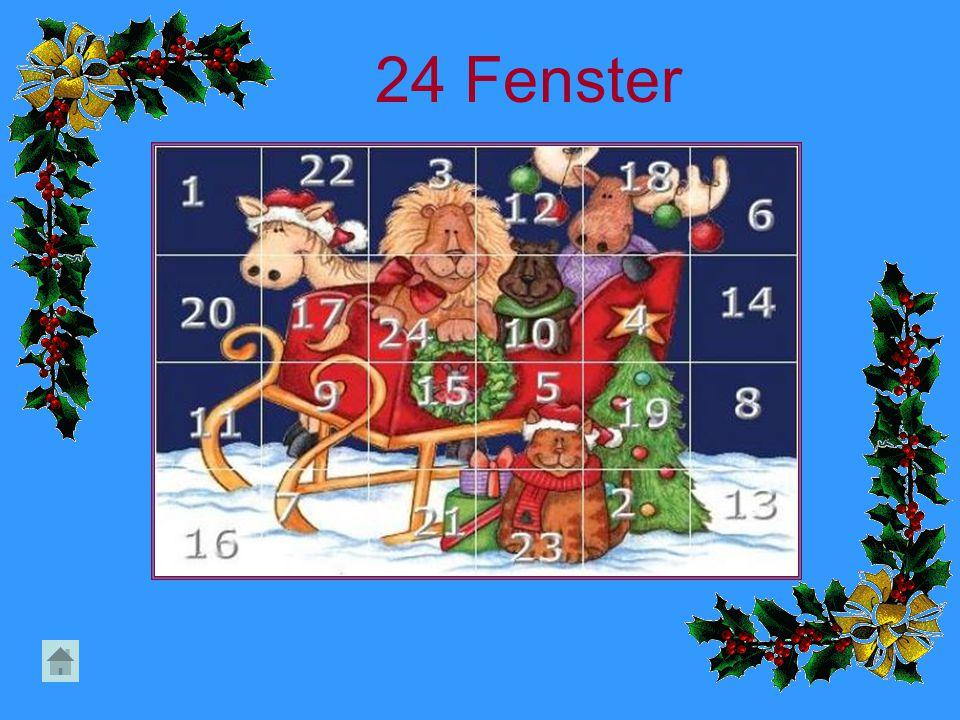 24 Fenster