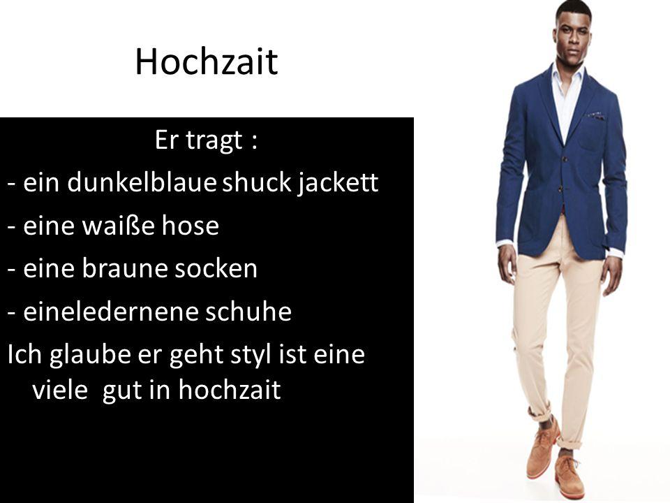 Hochzait