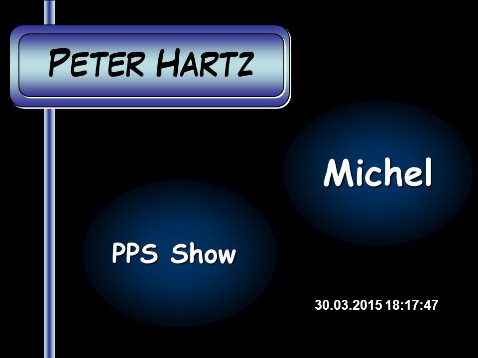 Peter Hartz Michel PPS Show 09.04.2017 06:04:18