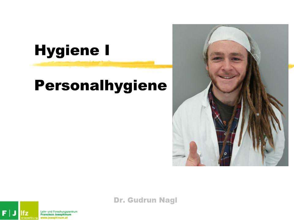 Hygiene I Personalhygiene