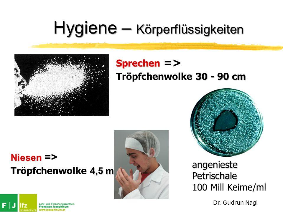 Kurzpräsentation LVA & Reinraumprojekt & Mikrobiologie