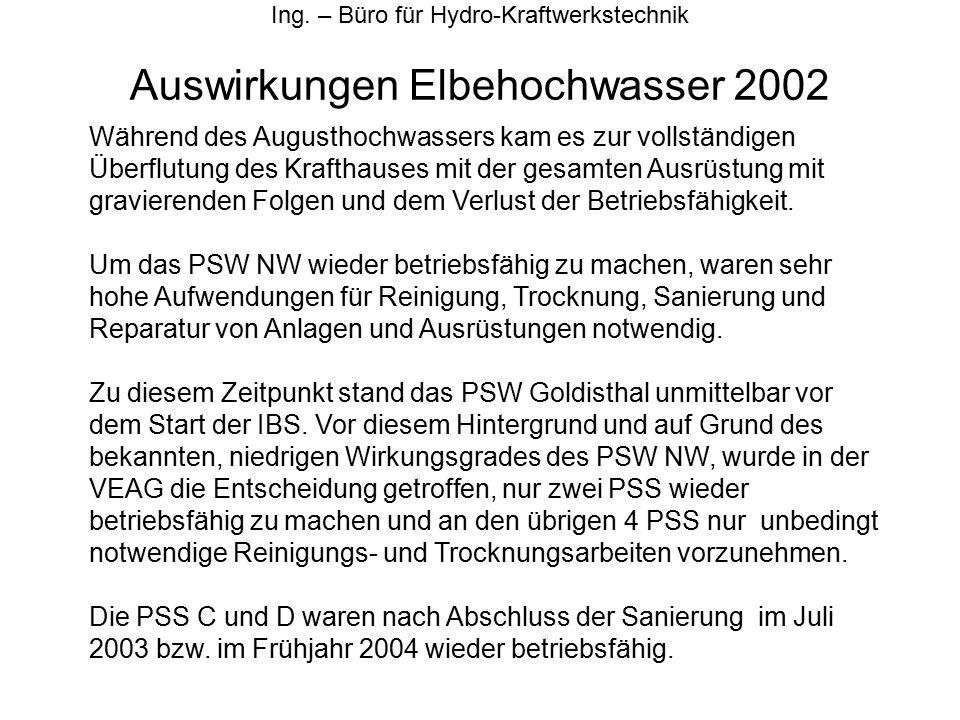 Auswirkungen Elbehochwasser 2002