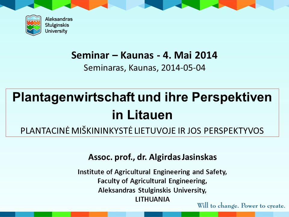 Seminar – Kaunas - 4. Mai 2014 Seminaras, Kaunas, 2014-05-04.